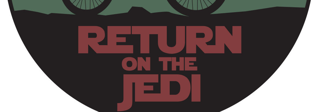 Return on the Jedi Bike Festival