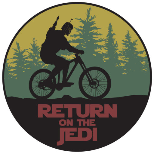 Return on the Jedi Bike Festival